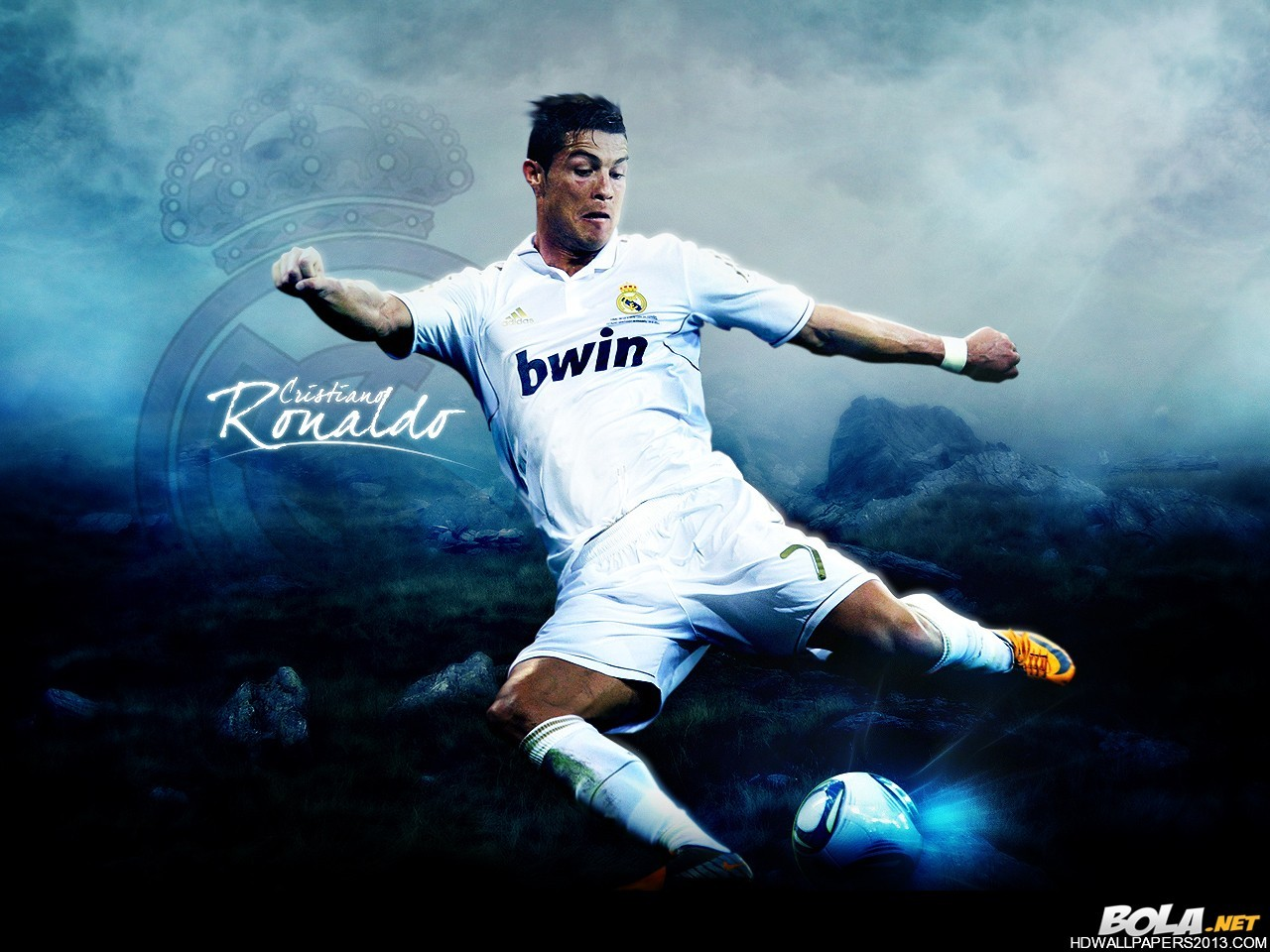 Cristiano Ronaldo Wallpaper Hd Hd Wallpapers 2012 Cristiano Ronaldo