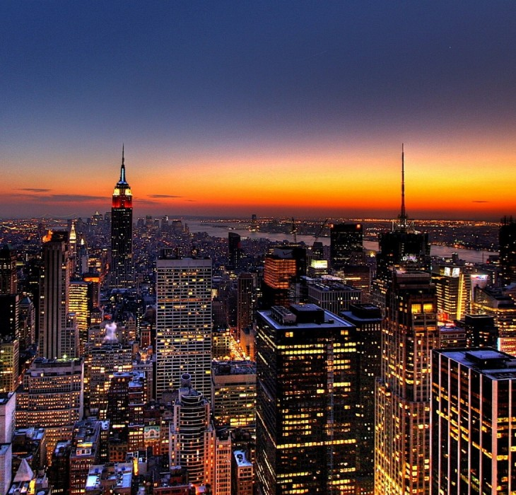 New York Skyline Wallpapers