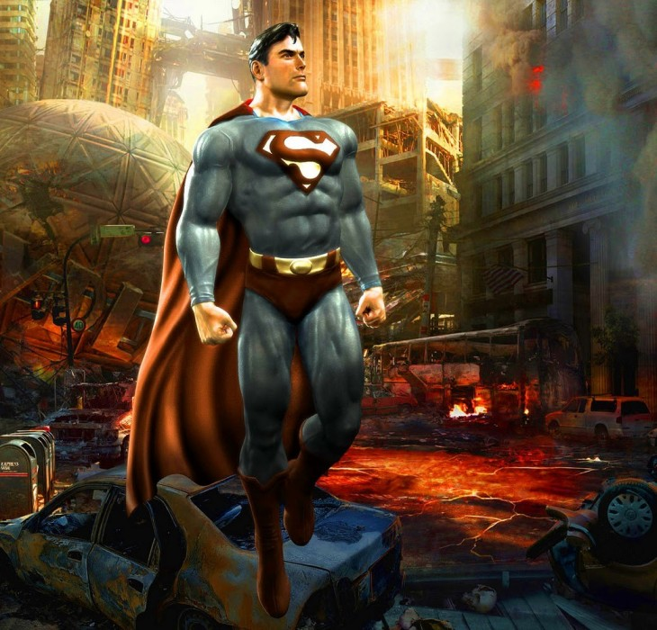 Superman Backgrounds