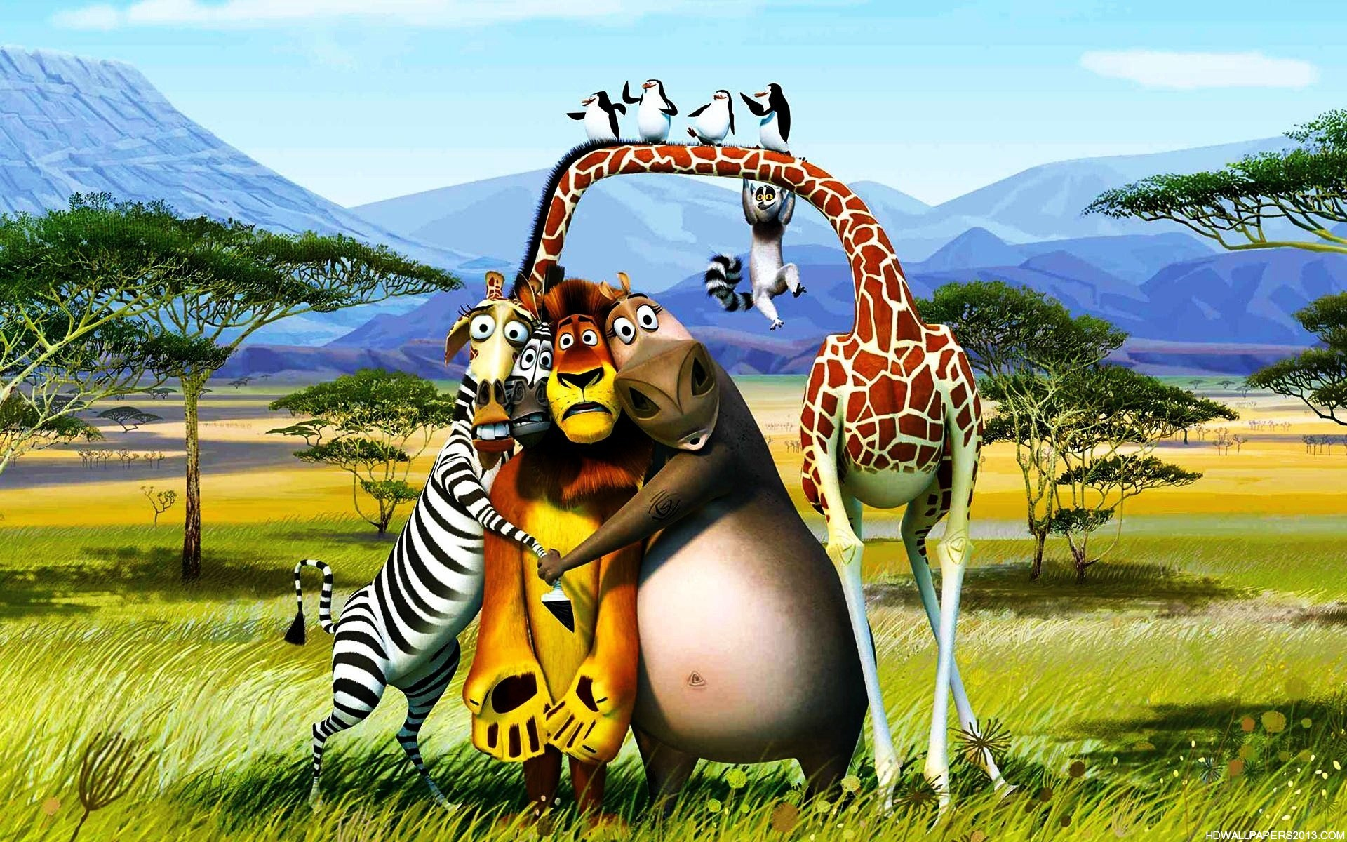 ... wallpaper hd wallpapers download madagascar 3d wallpaper hd background