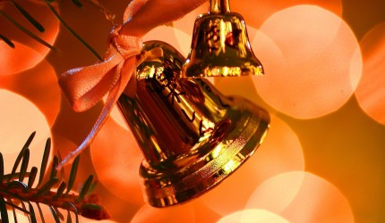 Christmas Bells Wallpapers HD