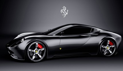 Wallpaper Ferrari HD