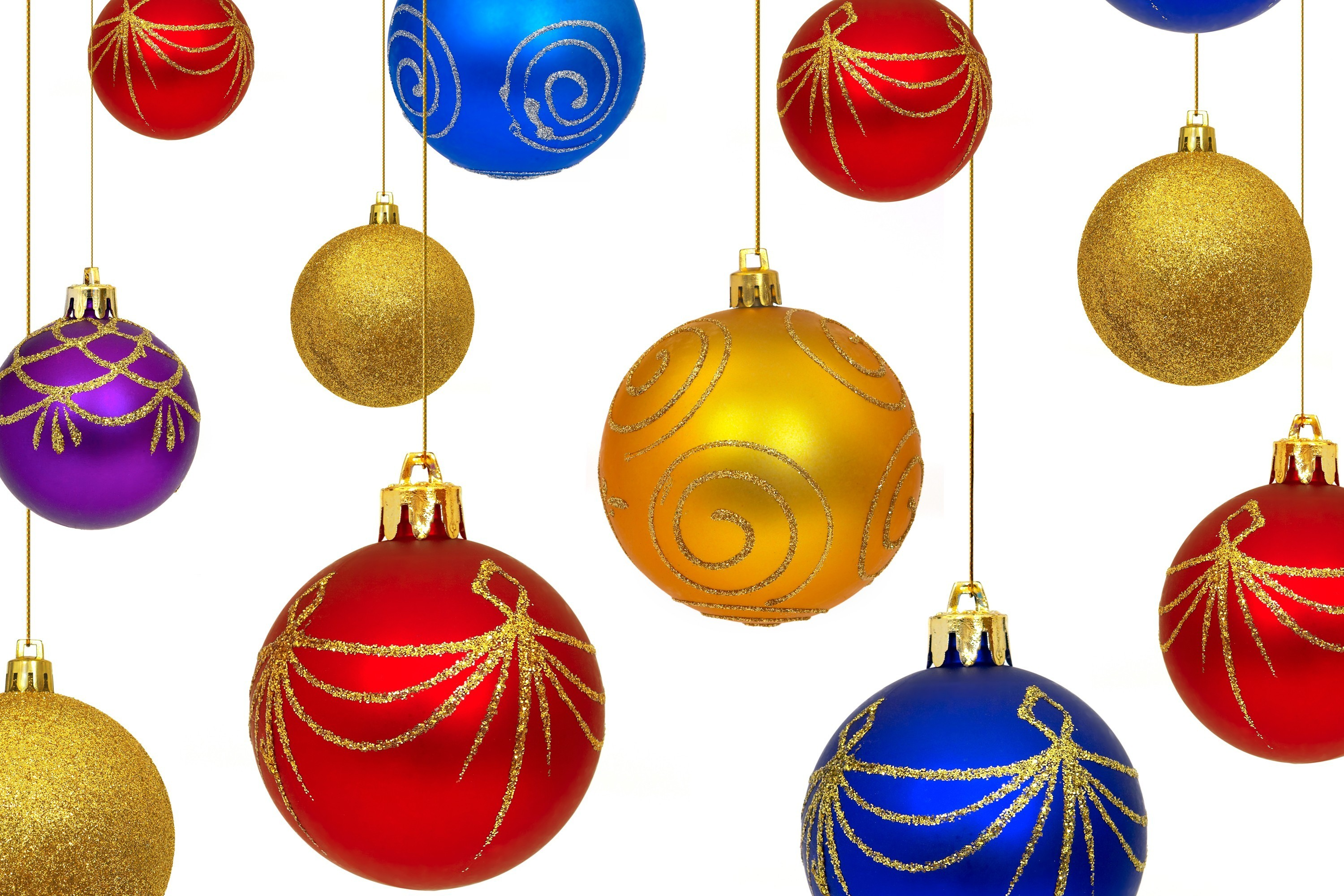 Christmas Decoration Background High Definition