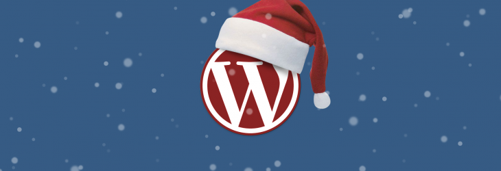 Christmas WordPress Wallpaper