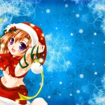 Christmass Wallpaper Anime