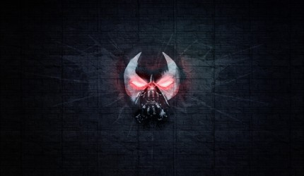 Bane Logo Wallpaper