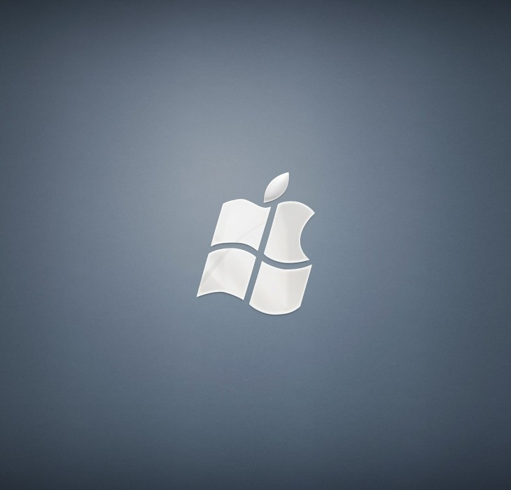 Windows-Macintosh Wallpaper