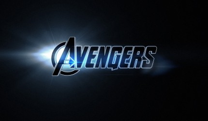 The Avengers Logo Wallpaper