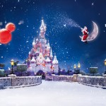 Disney Land Christmas Wallpaper
