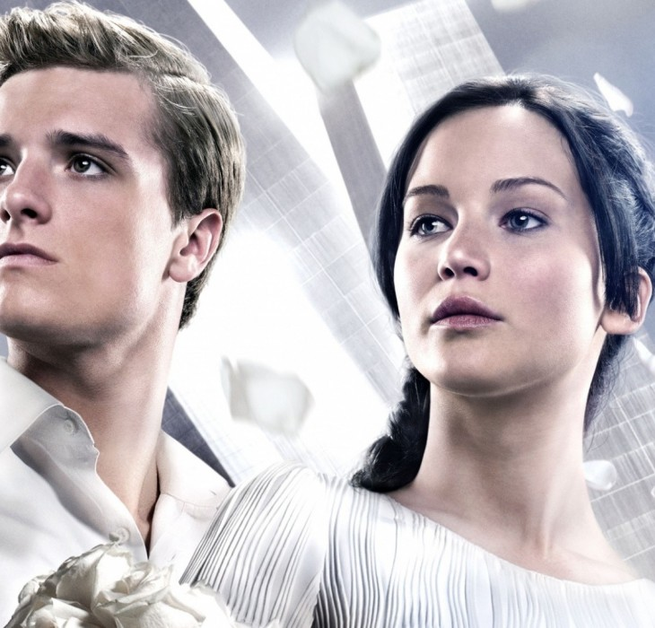 Hunger Games Couple