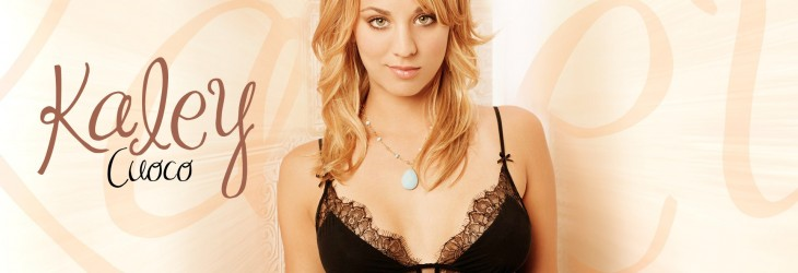 Kaley Cuoco Wallpaper