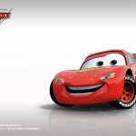 Lightning McQueen Cars Wallpaper