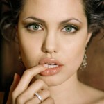 Beautiful Angelina Jolie Lips Wallpaper 150x150 Angelina Jolie Wallpapers