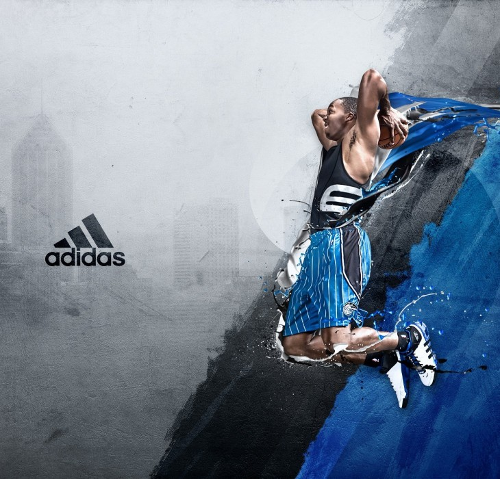 Flying Adidas Wallpaper