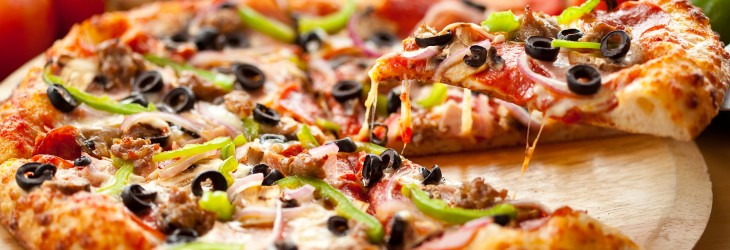 Mouthwatering Pizza