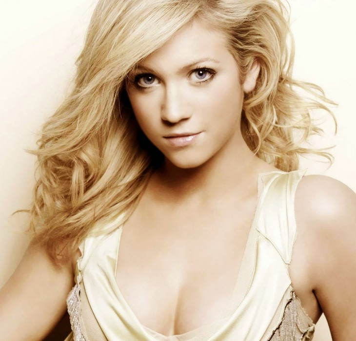 Sexy Wallpaper of Brittany Snow