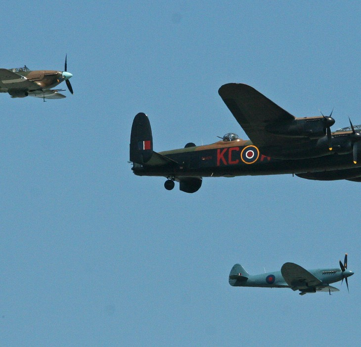 The Memorial Flight