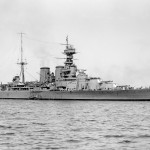Royal Navy Battlecruiser