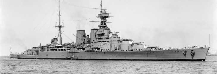 British Battlecruiser