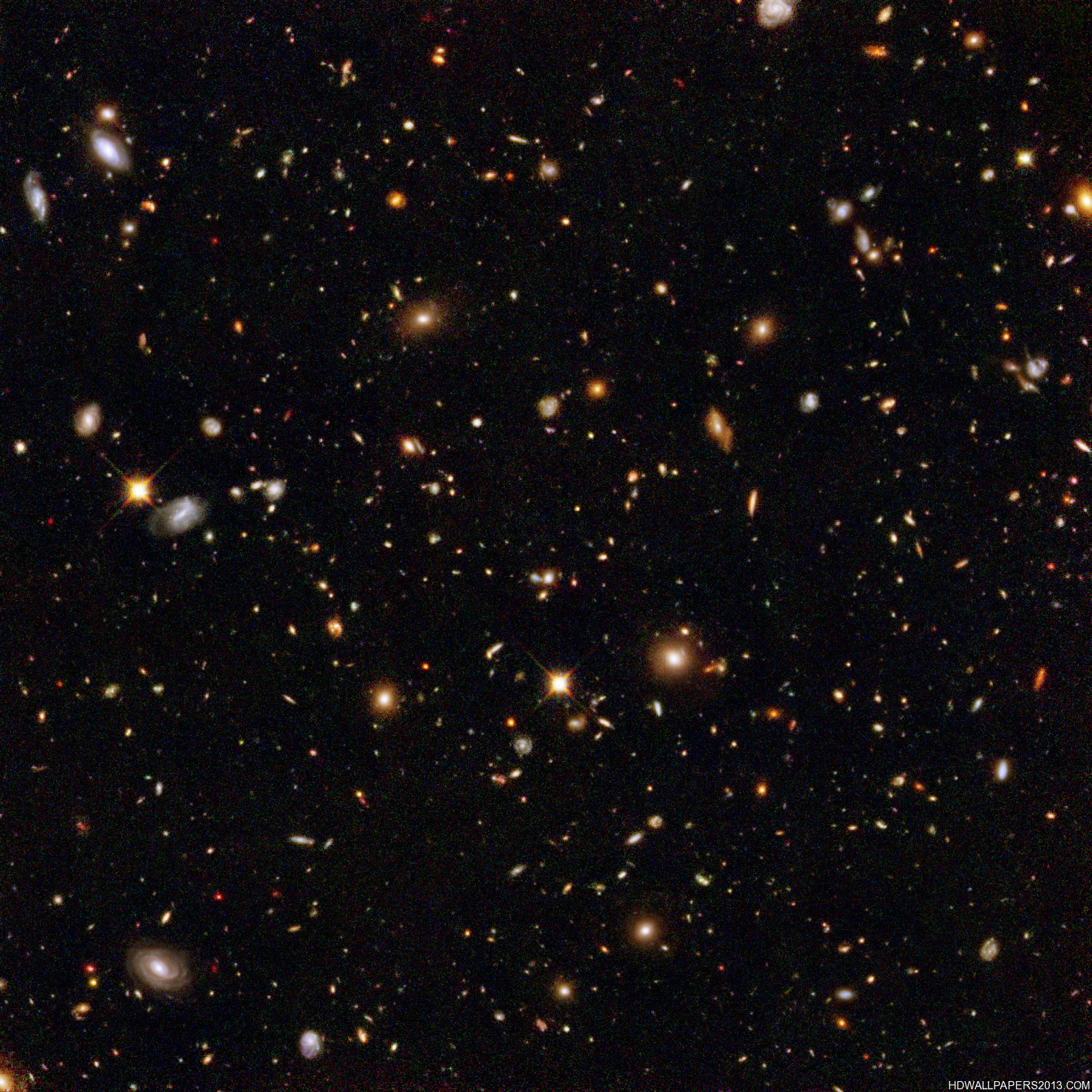 hubble deep field hd wallpaper - photo #21