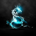Dragon Glow Art