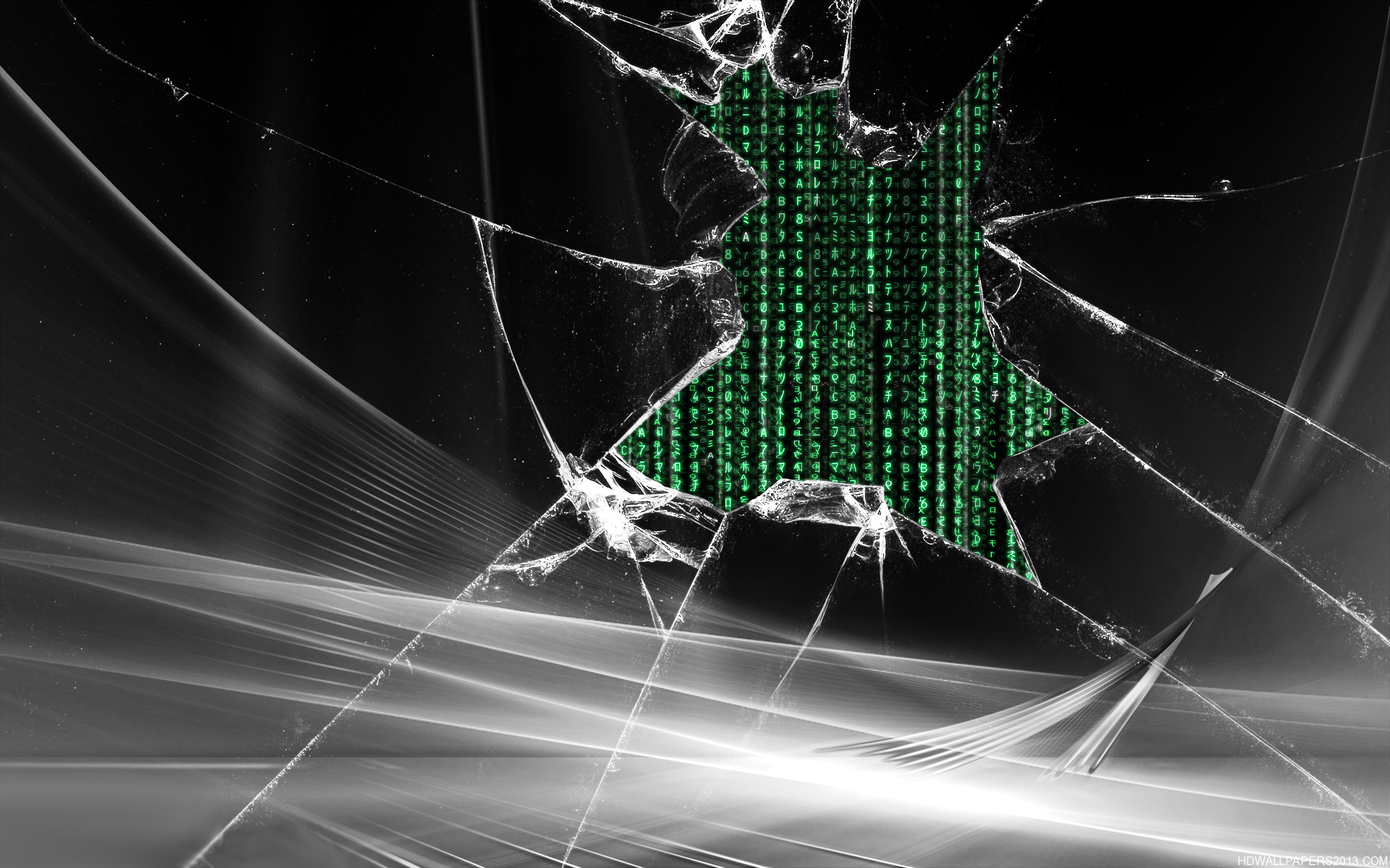 Cracked glass high definition wallpapers high definition backgrounds cracked glass voltagebd Images
