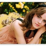 Emma Watson Desktop Wallpape