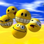 Smiley Faces Desktop Wallpaper