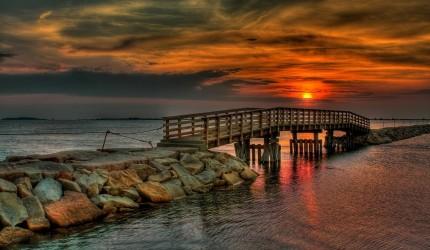 Sunset Wallpaper HD