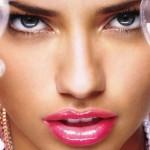 Adriana Lima Face