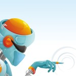 Colorful Robot Wallpapers