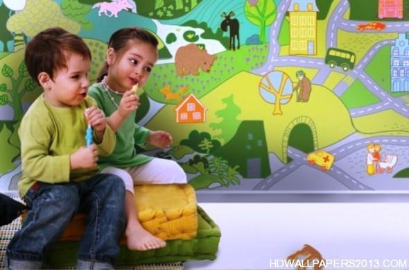 Cute Kids Wallpapers