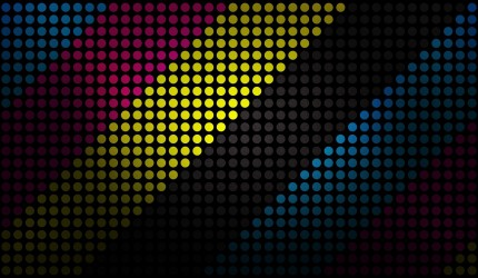 Dark Designer Wallpaper