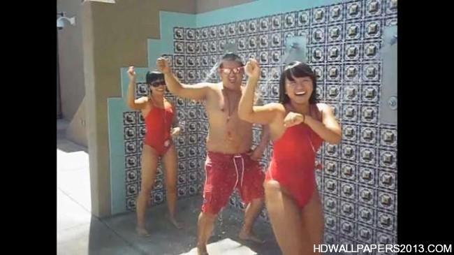 Gangnam Style Parody Video