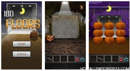 Halloween 100 Floors