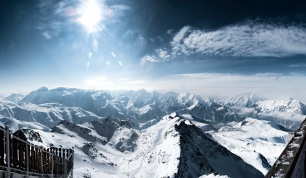 Mountain Snow Wallpapers