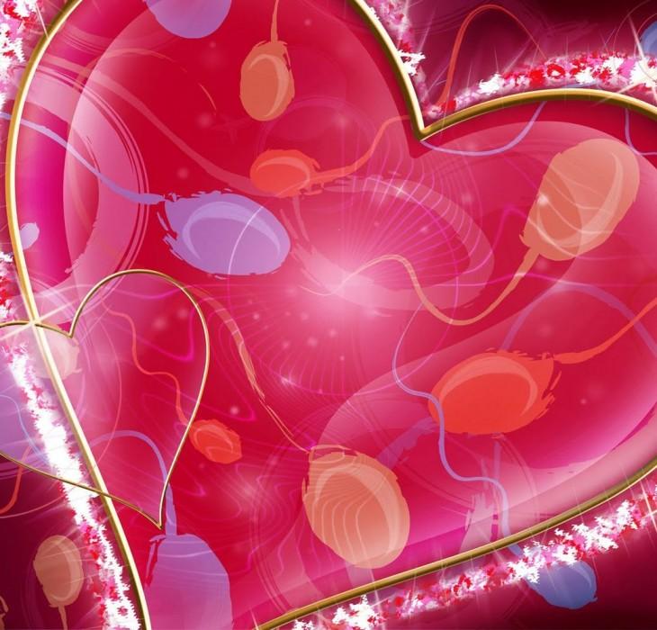 Romantic Wallpapers of Love