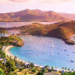 Sunny Wallpaper of Antigua