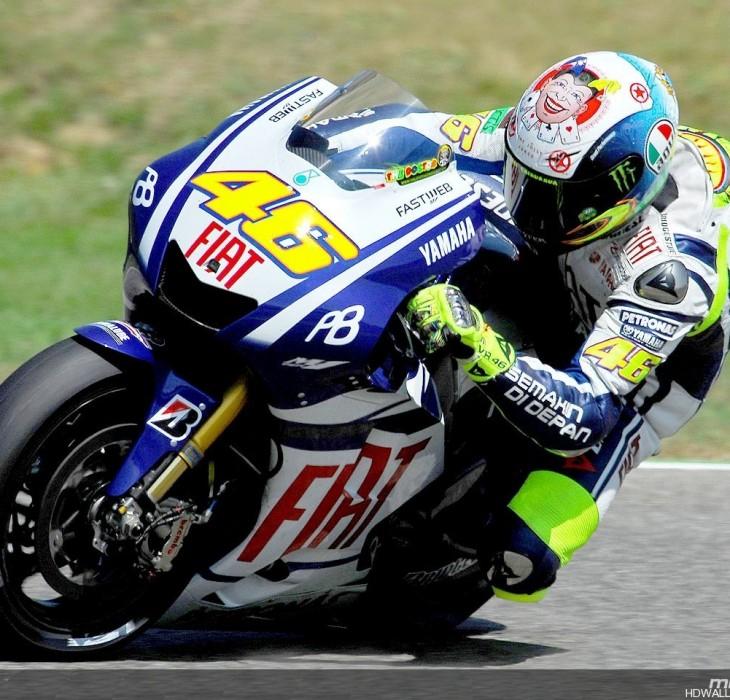 Valentino Rossi Wallpaper HD