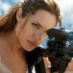 Wanted Jolie Wallpaper