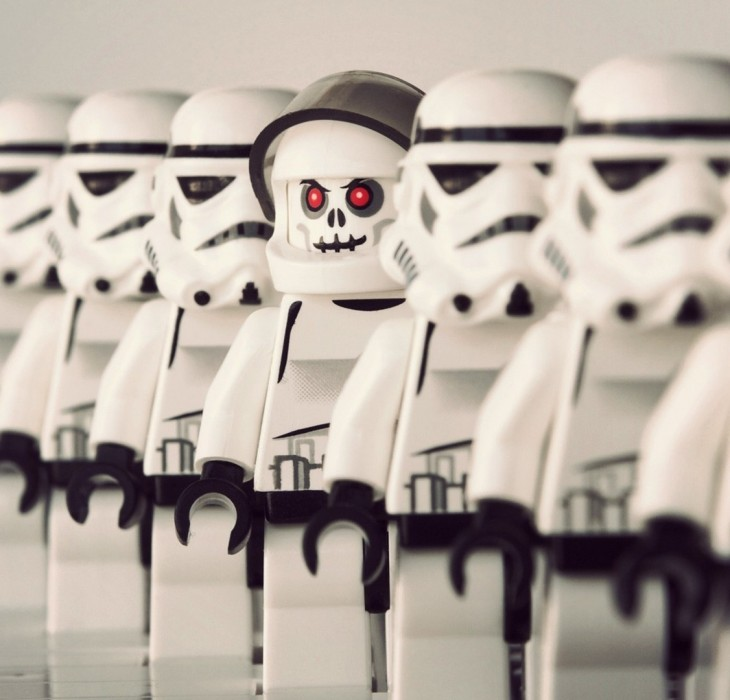Evil star wars wallpaper