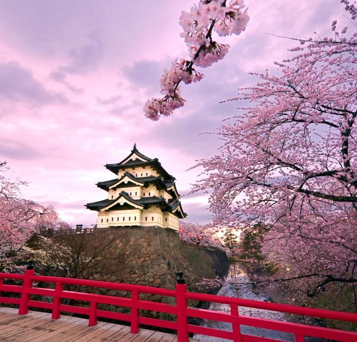 Hirosaki Castle Wallpaper