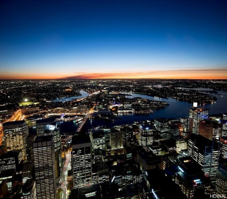 Sydney Night Lights