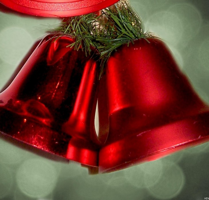 Wallpaper Christmas Bells