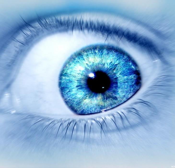 Blue Eye Wallpaper