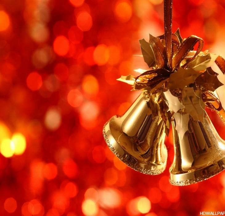 Christmas Scenes Wallpaper