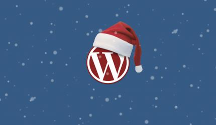 Christmas WordPress Wallpaper