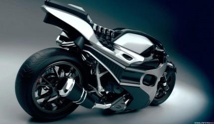 High performance motor bike wallpaper