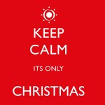 Keep Calm Christmas Wallpaper