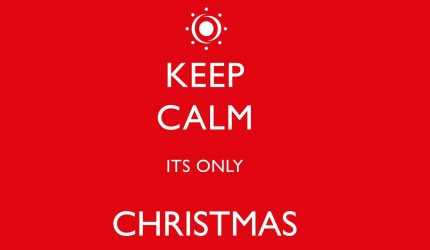 Keep Calm Christmas Wallpaper